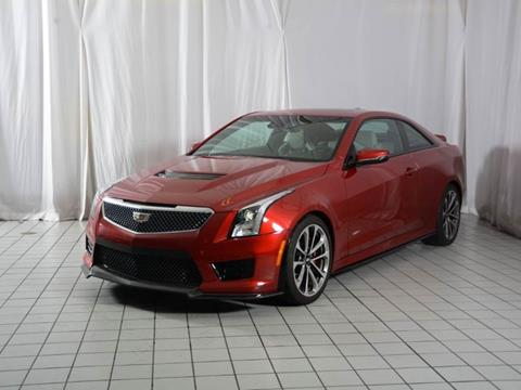 2017 Cadillac ATS-V for sale in Houston, TX
