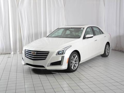 2017 Cadillac CTS for sale in Houston, TX