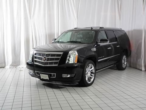 2014 Cadillac Escalade ESV for sale in Houston, TX