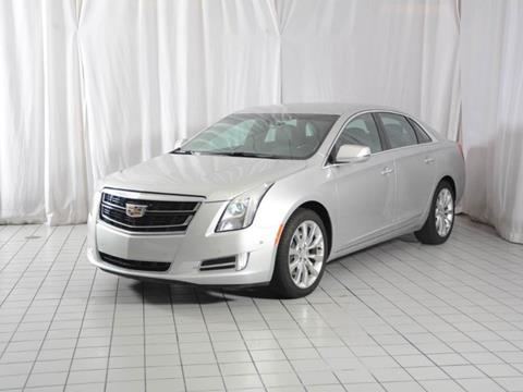2017 Cadillac XTS for sale in Houston, TX