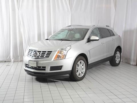2015 Cadillac SRX for sale in Houston, TX