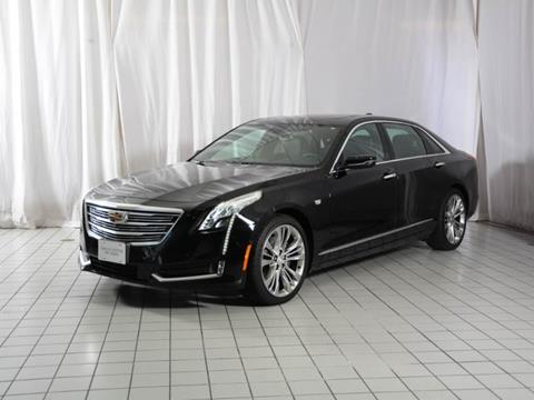 2018 Cadillac CT6 for sale in Houston, TX