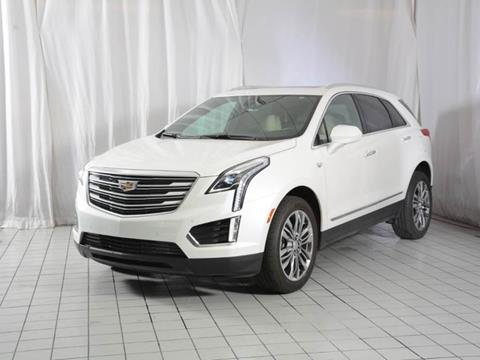 2017 Cadillac XT5 for sale in Houston, TX