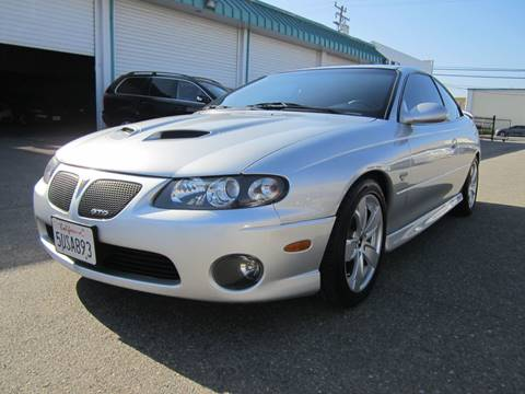 2006 Pontiac GTO for sale at Mag Auto Group in Hayward CA