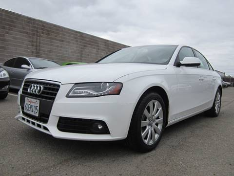 2010 Audi A4 for sale at Mag Auto Group in Hayward CA