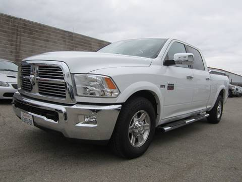 2012 RAM Ram Pickup 2500 for sale at Mag Auto Group in Hayward CA