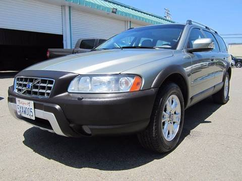 2007 Volvo XC70 for sale at Mag Auto Group in Hayward CA