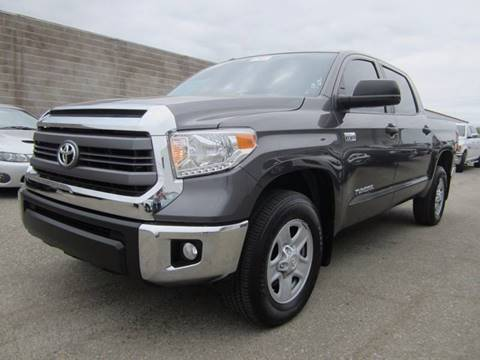 2014 Toyota Tundra for sale at Mag Auto Group in Hayward CA