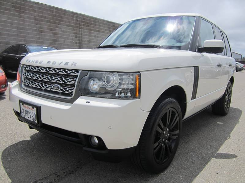 2010 Land Rover Range Rover for sale at Mag Auto Group in Hayward CA