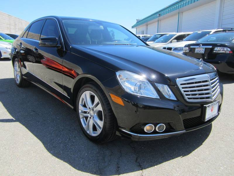 2011 Mercedes-Benz E-Class for sale at Mag Auto Group in Hayward CA