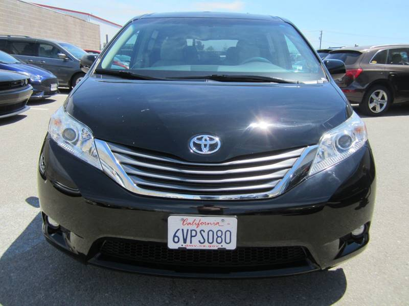 2012 Toyota Sienna for sale at Mag Auto Group in Hayward CA