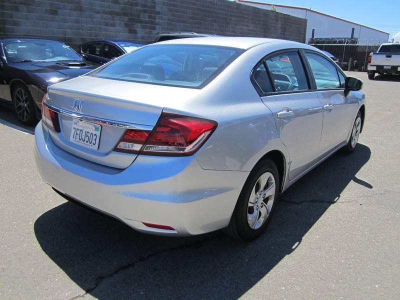 2014 Honda Civic for sale at Mag Auto Group in Hayward CA