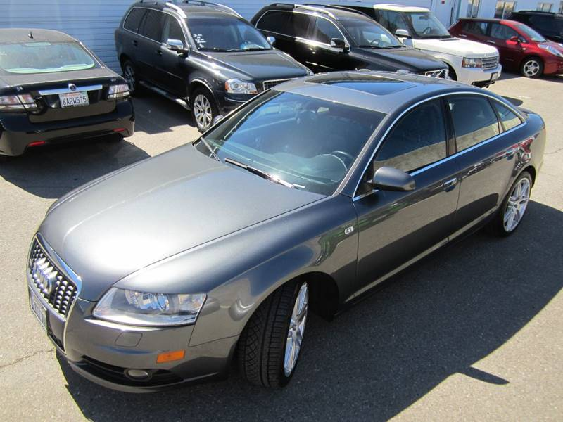2008 Audi A6 for sale at Mag Auto Group in Hayward CA