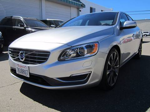 2015 Volvo S60 for sale at Mag Auto Group in Hayward CA