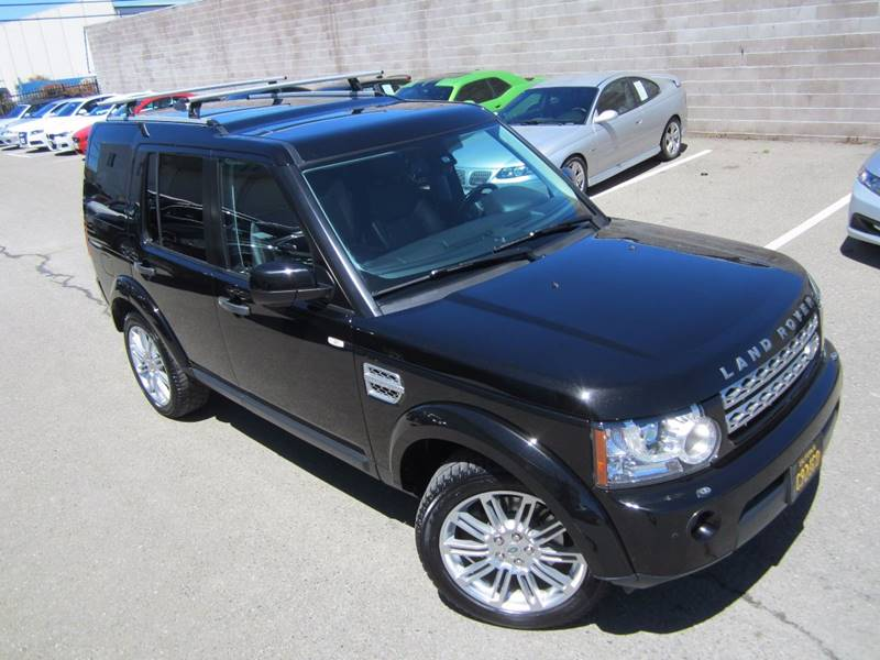 2011 Land Rover LR4 for sale at Mag Auto Group in Hayward CA