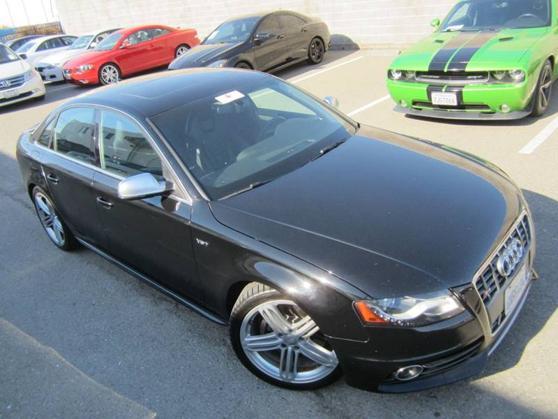 2010 Audi S4 for sale at Mag Auto Group in Hayward CA