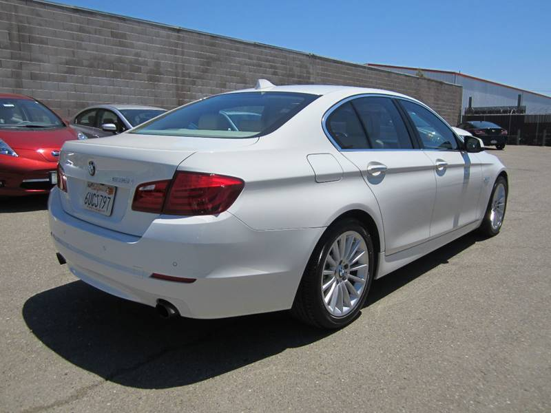 2012 BMW 5 Series for sale at Mag Auto Group in Hayward CA
