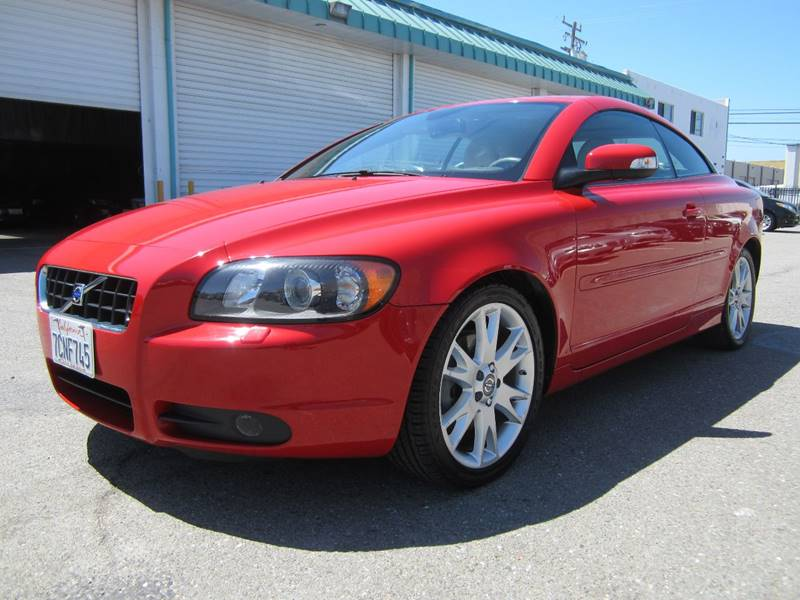 2008 Volvo C70 for sale at Mag Auto Group in Hayward CA