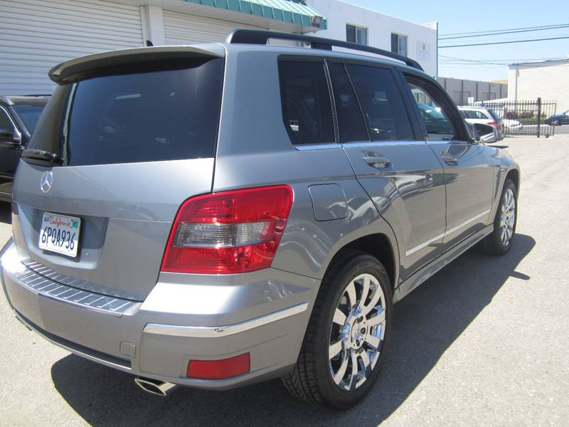 2011 Mercedes-Benz GLK for sale at Mag Auto Group in Hayward CA