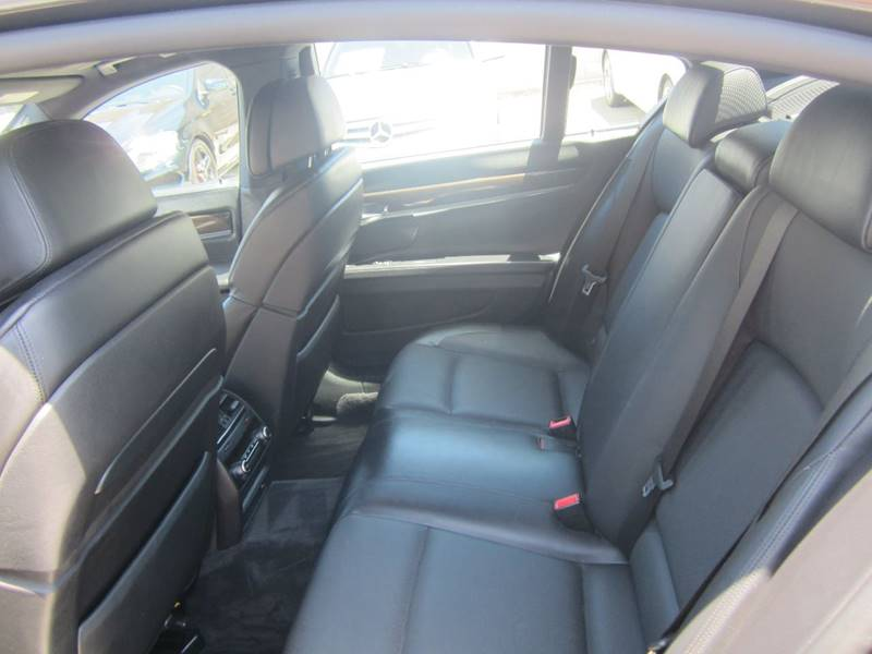 2011 BMW 7 Series for sale at Mag Auto Group in Hayward CA
