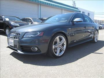2011 Audi S4 for sale at Mag Auto Group in Hayward CA