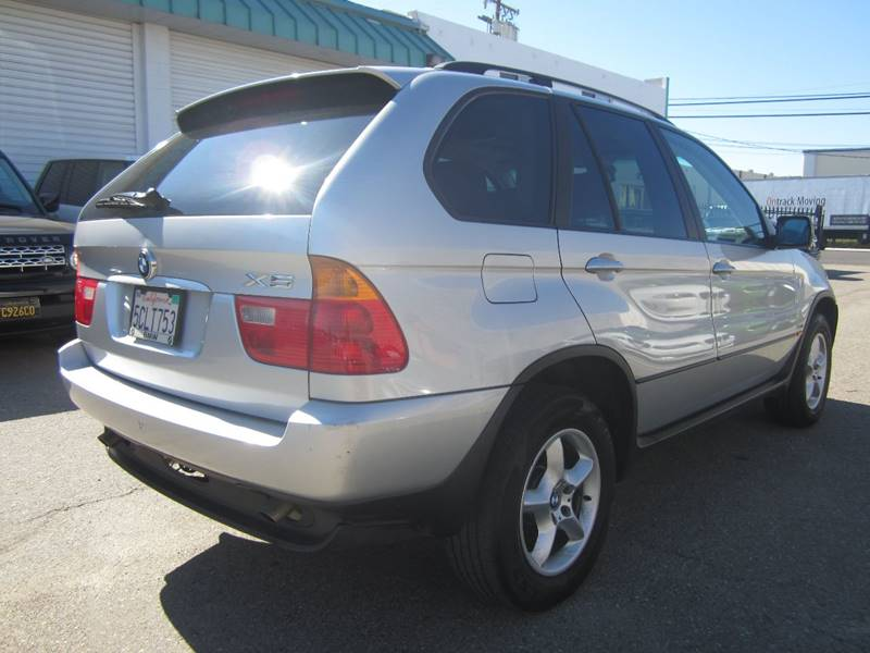 2003 BMW X5 for sale at Mag Auto Group in Hayward CA