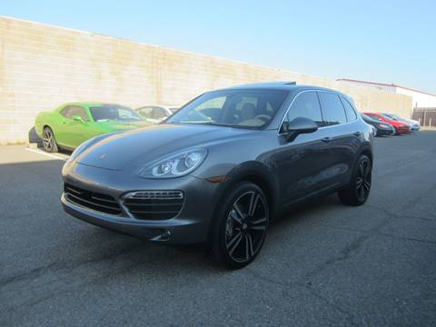 2011 Porsche Cayenne for sale at Mag Auto Group in Hayward CA