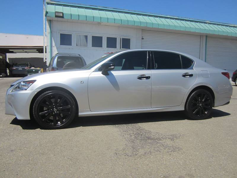 2013 Lexus GS 350 for sale at Mag Auto Group in Hayward CA