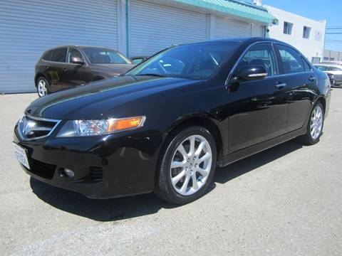 2006 Acura TSX for sale at Mag Auto Group in Hayward CA