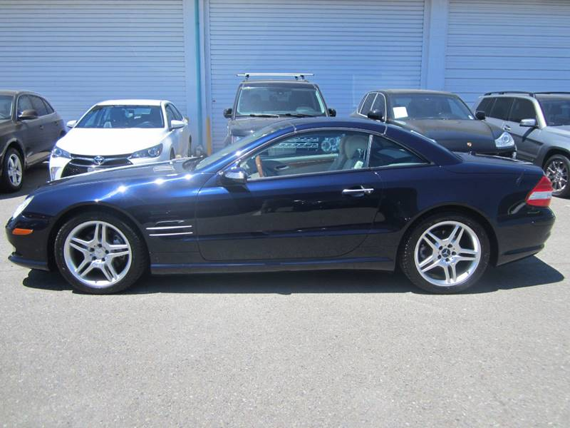 2007 Mercedes-Benz SL-Class for sale at Mag Auto Group in Hayward CA
