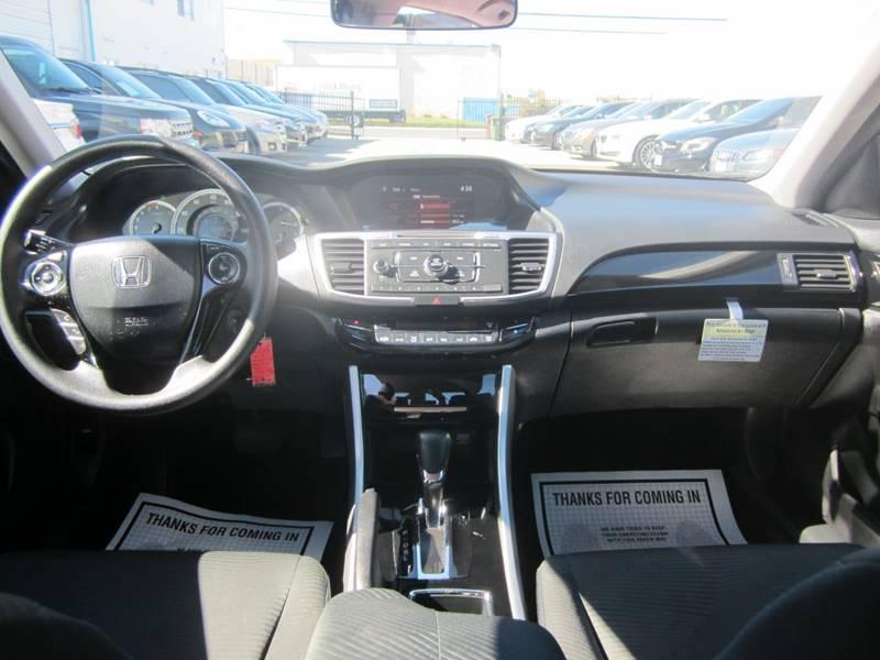 2017 Honda Accord for sale at Mag Auto Group in Hayward CA