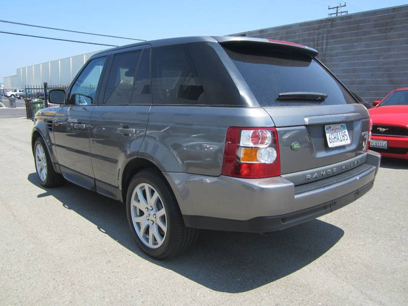 2008 Land Rover Range Rover Sport for sale at Mag Auto Group in Hayward CA