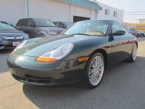 1999 Porsche 911 for sale at Mag Auto Group in Hayward CA