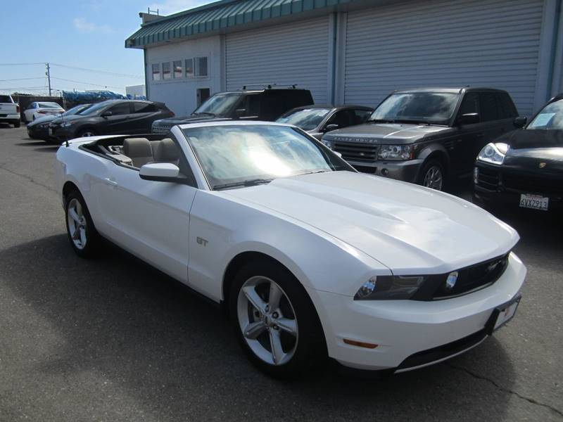 2010 Ford Mustang for sale at Mag Auto Group in Hayward CA