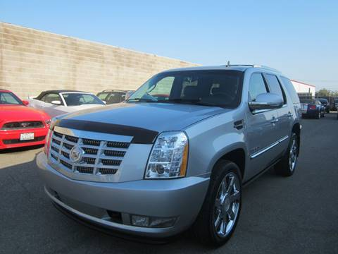 2010 Cadillac Escalade for sale at Mag Auto Group in Hayward CA