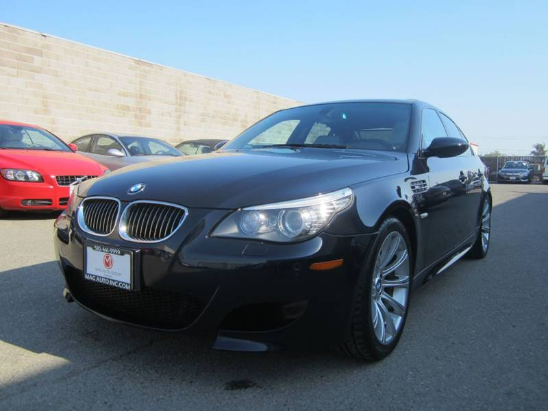 2008 BMW M5 for sale at Mag Auto Group in Hayward CA