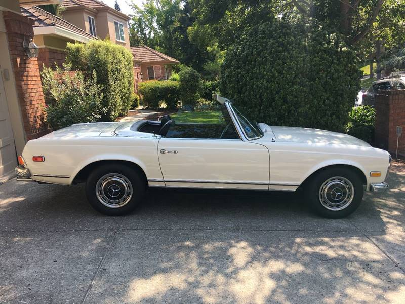 1970 Mercedes-Benz SL-Class for sale at Mag Auto Group in Hayward CA