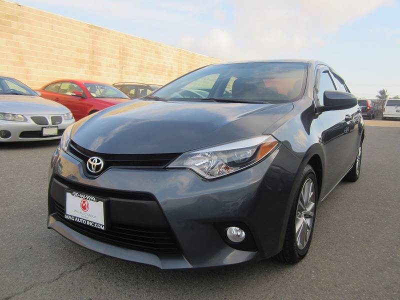 2014 Toyota Corolla for sale at Mag Auto Group in Hayward CA