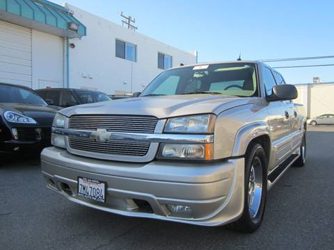 2004 Chevrolet Silverado 1500 for sale at Mag Auto Group in Hayward CA