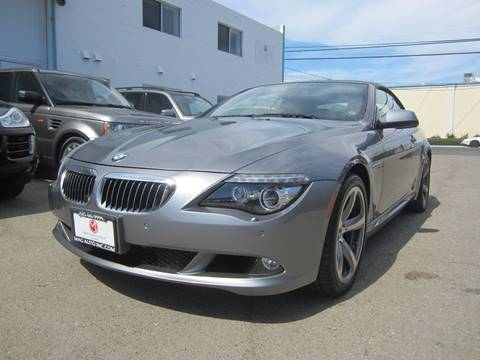 2010 BMW 6 Series for sale at Mag Auto Group in Hayward CA