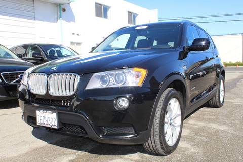 2014 BMW X3 for sale at Mag Auto Group in Hayward CA