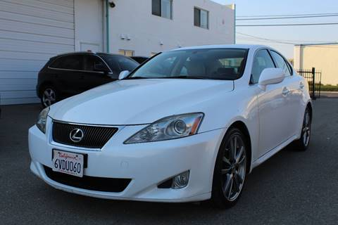 2008 Lexus IS 250 for sale at Mag Auto Group in Hayward CA