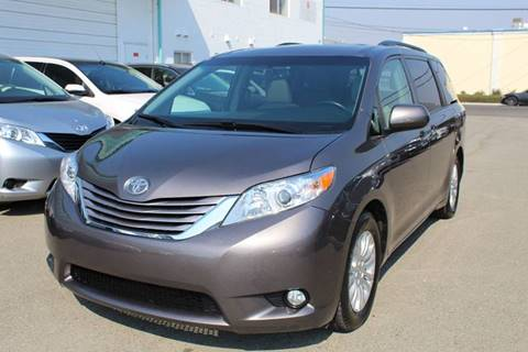 2016 Toyota Sienna for sale at Mag Auto Group in Hayward CA