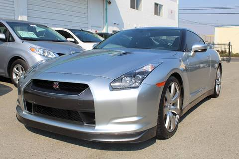 2009 Nissan GT-R for sale at Mag Auto Group in Hayward CA