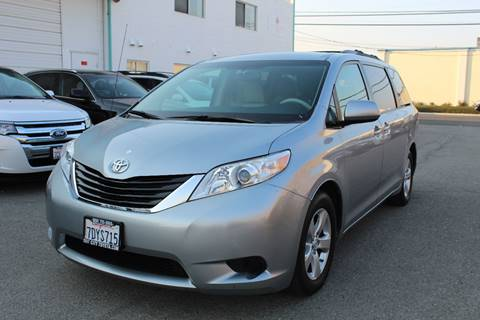 2014 Toyota Sienna for sale at Mag Auto Group in Hayward CA