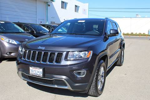 2014 Jeep Grand Cherokee for sale in Hayward, CA
