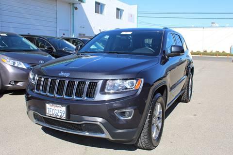 2014 Jeep Grand Cherokee for sale in Hayward, CA