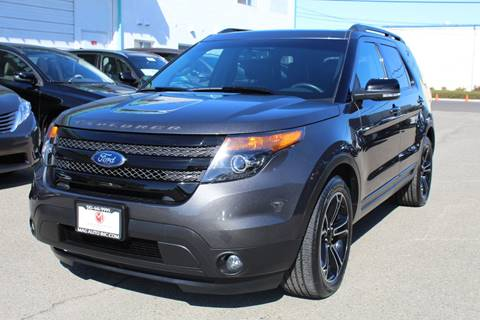 2015 Ford Explorer for sale in Hayward, CA