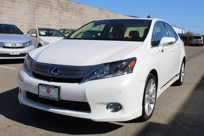 2010 Lexus HS 250h For Sale At Mag Auto Group In Hayward CA