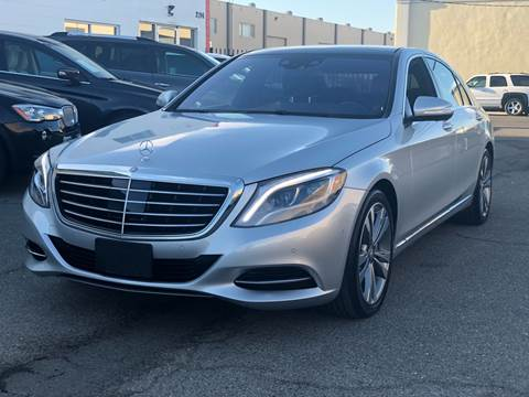 2015 Mercedes-Benz S-Class for sale at Mag Motor Company in Walnut Creek CA